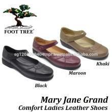 Foottree Comfort Couro Enfermagem 07214