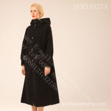 Black Fur Coat Women