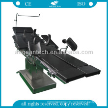 CE&ISO Approved Electric Hydraulic AG-Ot009 Operating Room Tables