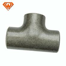Accesorios de acero al carbono tee / cap / reducer / cross / codo fittings-SHANXI GOODWILL