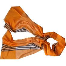 Cashmere Stripes Light Shawl