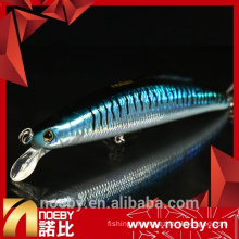 NOEBY minnow fishing plastic lure 140mm 32g