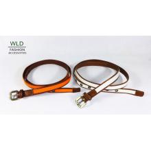 Classic Style Lady′s Narrow Belt Set (KY3670)