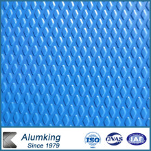 Five Bar Checkered Aluminum/Aluminium Sheet/Plate/Panel for Package