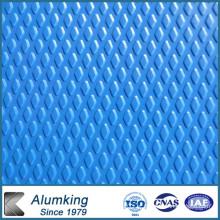 Laranja Peel alumínio / alumínio folha / placa / painel 1050/1060/1100 para eletricidade