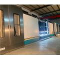 Línea de producción automática de vidrio doble utilizada para la máquina de fabricación de vidrio de doble acristalamiento a la venta