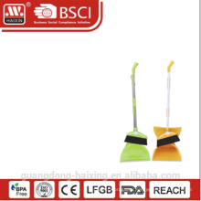 Популярные пластиковые совок набор w/метла