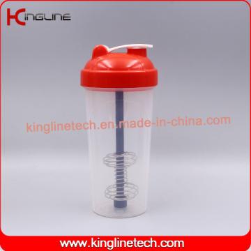 700ml Bouteille en plastique protégeur de protéines Avec bielle (KL-7033E)