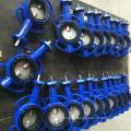 Midline Butterfly Valve zum italienischen Standard-Dn 40-Dn 800