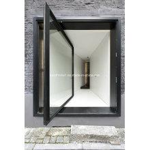 Meilleur prix garantie Aluminium Front Pivot Doors