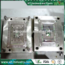 High precision mould plastic displayer shell injection mold for customs design