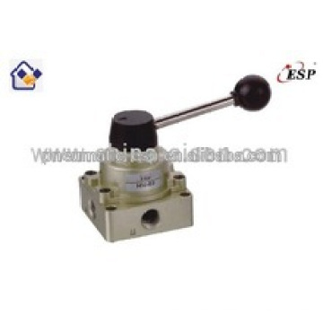Válvula solenóide de comutação manual ESP HV K34