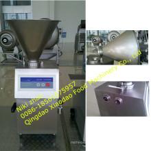 Machine de remplissage de saucisse pnénumatique avec remplisseur Twister / Sausage