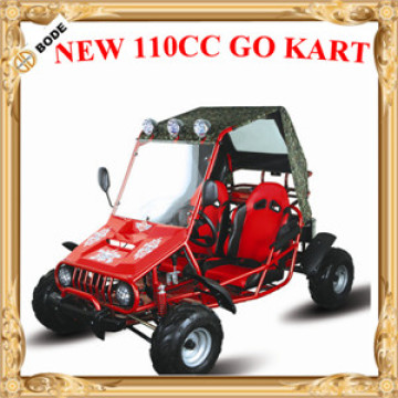110 cc double seat cheap go karts for sale