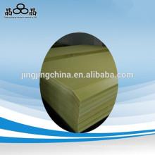 1220 * 1020mm G10 pré-impregnado de fibra de vidro