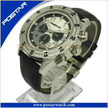 Relógio super do esporte com pedra que ajusta o preço de fábrica Psd-2770