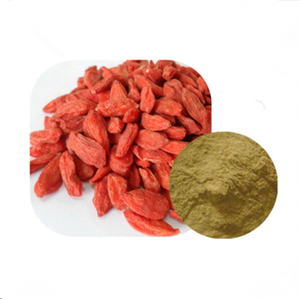Konventionelles aufmerksames Goji Berry Powder