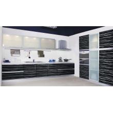 2012Modern Acrylic Demet MDF Board Kitchen Cabinet