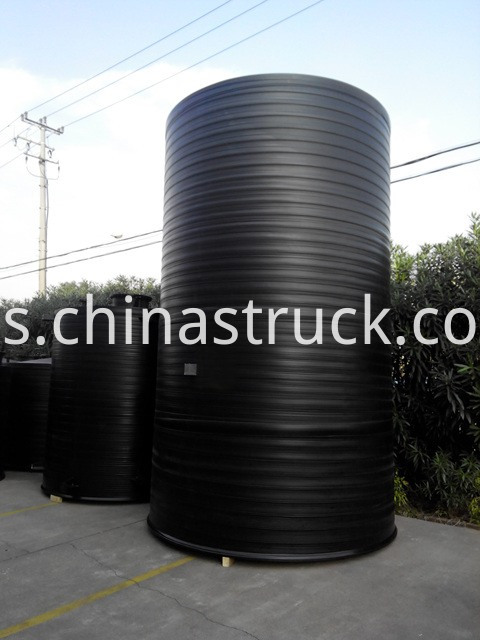 Pure Hdpe Petrochemical Tank