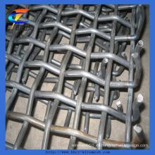 Malla de alambre prensada para piedra de filtro (CT-73)