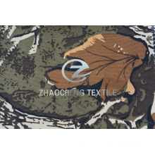 400d Обычная полиэстерная ткань с лесным камуфляжем (ZCBP266)