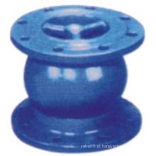 Válvula de retenção de fecho rápido tipo Y (H41X)