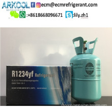 Air conditioning Automobile refrigerant gas R1234yf cool ac gas for car
