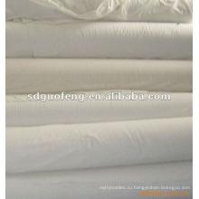 100% сплетенный хлопок серый ткани