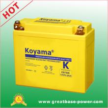 Batterie d'automobile de batterie de moto de 9ah 12V