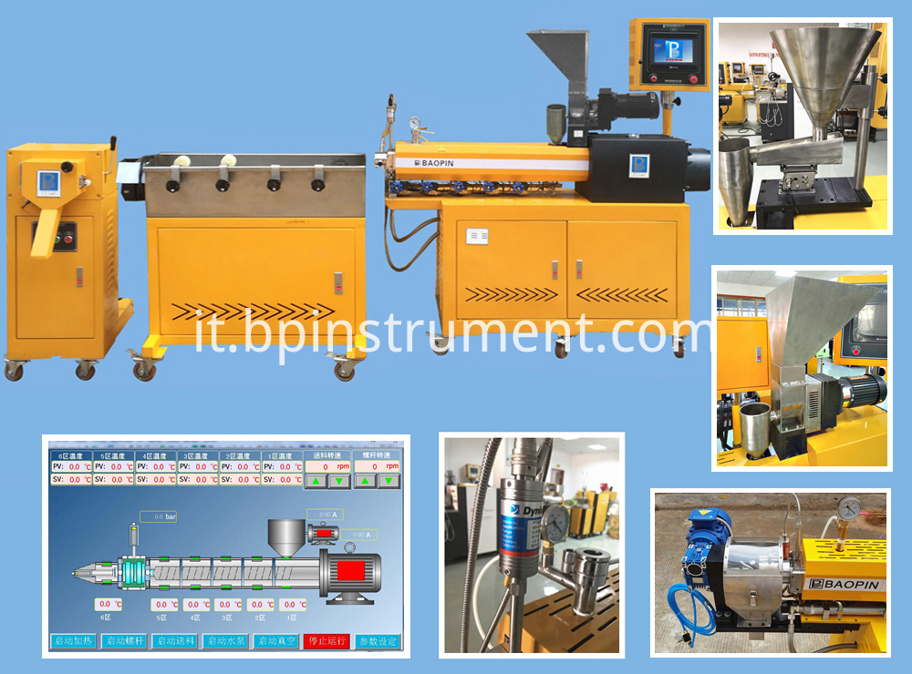 twincrew granulation line details