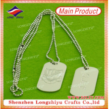 Hot Sell Dog Tags with Ball Chain Metal Dog Tags