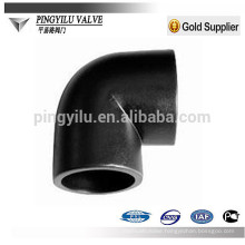 hot products pipe fittings carbon steel 90 degree seamless butt welded 90 degree elbow