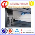 QJ Hydraulische Ridge Cap Roll Formmaschine