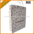 Customized paper shopping bag