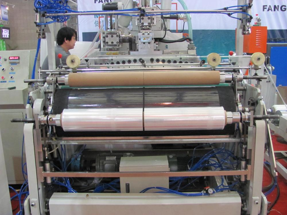 LLDPE Cling Film Making Machine