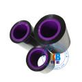 compatible Near edge PET , PVC sticker printer  videojet TTO ribbon