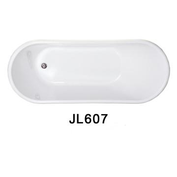 Малый размер пластиковой акриловой капли в ваннах (JL607)