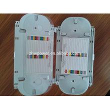 China bandeja de empalme de fibra óptica de 24 puertos, empalme de cinta, bandeja de empalme odf, bandeja de cable de fibra óptica