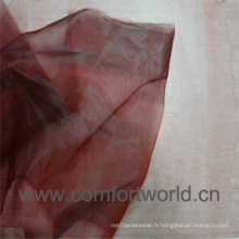 Tissu rideau organza (SHCL00832)