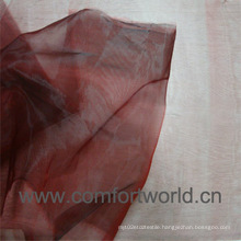 Organza Curtain Fabric (SHCL00832)