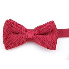 Forme la tela escocesa de los hombres de algodón a cuadros pajaritas ajustables