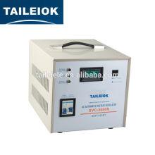 SVC 3000va ac regulador de voltaje automático para generador