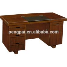 black design new model office table with side desk