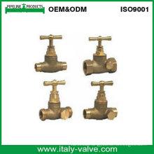 """""""Italy Copper """" Brass Forging Stop Valve/ Globe Valve (AV4070)"""