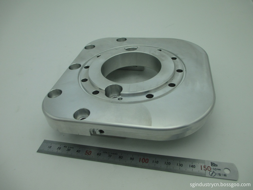 Cnc Aluminum Machining Components