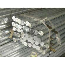 Barres en aluminium 7075 / barres en aluminium extrudé chaud