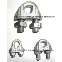 Clip de câble DIN 741