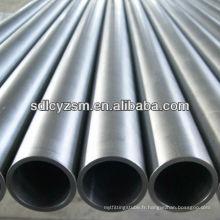 Section creuse en acier allié résistant à la chaleur DIN17175 15Mo3