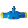 Carbon steel ball valve options range