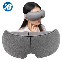 wholesale portable folding heating music player eye massager